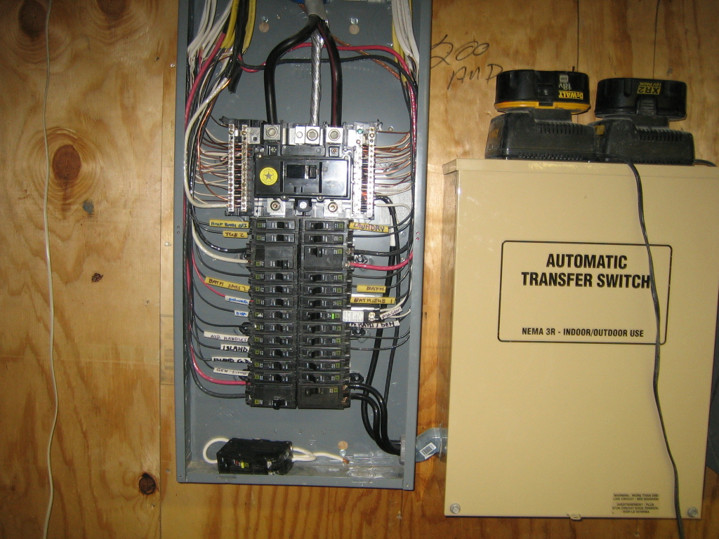 Wiring Diagram 200 Amp Panel : Eaton amp service panel wiring diagram get free